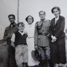 Militaria: FOTOGRAFÍA COMANDANTE DEL EJÉRCITO NACIONAL.. Lote 137364870