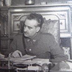 Militaria: FOTOGRAFÍA COMANDANTE DEL EJÉRCITO POPULAR DE LA REPÚBLICA. EL PARDO 1937. Lote 137366474