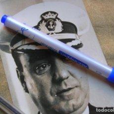 Militaria: GRAN FOTOGRAFIA FRANQUISTA DEL ALMIRANTE CARRERO BLANCO.. Lote 137395386