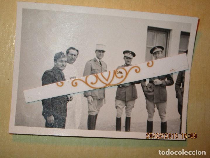 Militaria: MELILLA GUERRA CIVIL MANDOS oficiales CAPITAN PILOTO de aviacion aliados Y legion - Foto 4 - 137400410