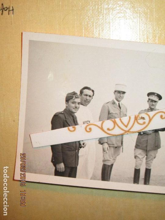 Militaria: MELILLA GUERRA CIVIL MANDOS oficiales CAPITAN PILOTO de aviacion aliados Y legion - Foto 5 - 137400410