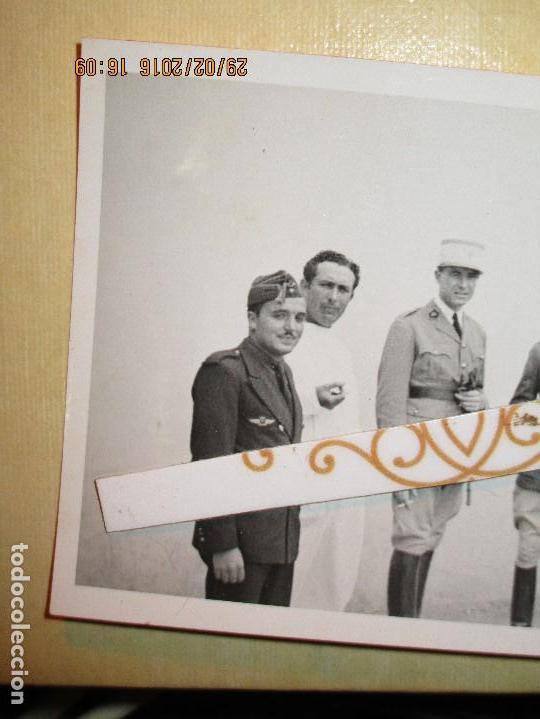 Militaria: MELILLA GUERRA CIVIL MANDOS oficiales CAPITAN PILOTO de aviacion aliados Y legion - Foto 3 - 137400410