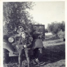 Militaria: SOLDADO ARTILLERIA LEGANES(MADRID) LEGION CONDOR GUERRA CIVIL. Lote 137563054