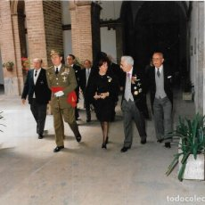 Militaria: == S266 - FOTOGRAFIA - CAPITULO DE CABALLEROS JURADOS DE SAN VICENTE FERRER - 21 X 15 CM.. Lote 137598582