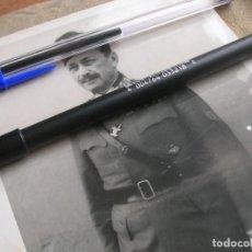Militaria: FOTOGRAFIA DEL MARISCAL FINLANDES MANNERHEIM.. Lote 137713570
