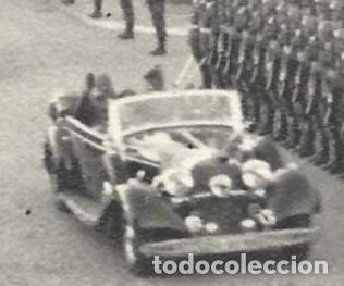 Militaria: ADOLF HITLER EN UNA CIUDAD ALEMANA. - Foto 2 - 137773242