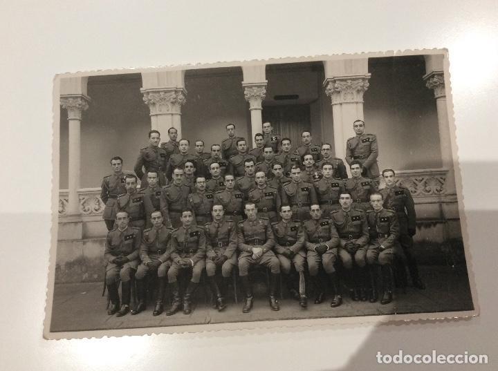 Militaria: Siete fotografias de diferentes promociones de alféreces provisionales. También las vendo sueltas - Foto 5 - 138225886