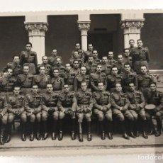 Militaria: SIETE FOTOGRAFIAS DE DIFERENTES PROMOCIONES DE ALFÉRECES PROVISIONALES. TAMBIÉN LAS VENDO SUELTAS. Lote 138225886