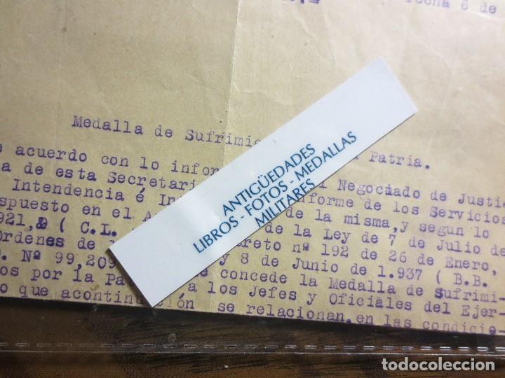 Militaria: burgos ORDEN TENIENTE GENERAL MEDALLA SUFRIMIENTO HERIDO vala FRENTE de ARAGON 1937 GUERRA CIVIL - Foto 2 - 138742774