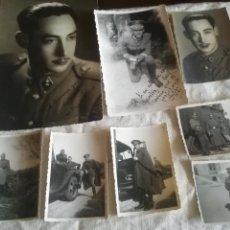 Militaria - Fotografías militares de posguerra - 138952645