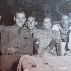 Militaria: FOTOGRAFÍA ALFÉREZ PROVISIONAL DEL EJÉRCITO NACIONAL.. Lote 138981726