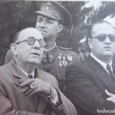 Militaria: FOTOGRAFÍA COMANDANTE MAESTRO ARMERO HABILITADO DEL EJÉRCITO NACIONAL.. Lote 138982710
