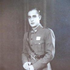 Militaria: FOTOGRAFÍA OFICIAL PROVISIONAL CABALLERÍA DEL EJÉRCITO NACIONAL. SEVILLA. Lote 138986570
