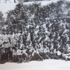 Militaria: FOTOGRAFÍA POLICÍA ARMADA. MADRID 1952. Lote 138990178