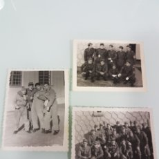 Militaria: FOTOGRAFÍAS CAMPAMENTO MONTE LA REINA ZAMORA. Lote 139115966