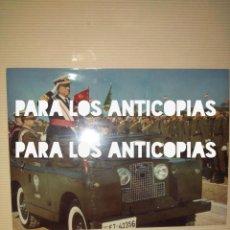 Militaria: FOTOGRAFIA FOTO DEL ALMIRANTE CAPITAN GENERAL ZONA MARITIMA DEL ESTRECHO JOAQUIN PERY JUNQUERA. Lote 139449730