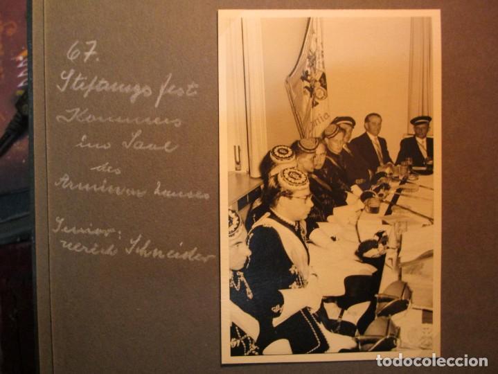 Militaria: ANTIGUO ALBUM post guerra ALEMANIA 130 FOTOS MILITARES FIESTAS PROCESIONES BELEN - Foto 4 - 139828254