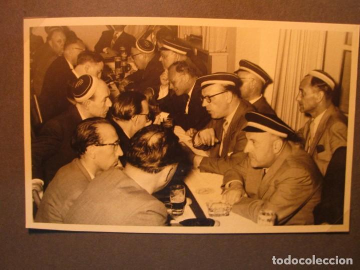 Militaria: ANTIGUO ALBUM post guerra ALEMANIA 130 FOTOS MILITARES FIESTAS PROCESIONES BELEN - Foto 5 - 139828254