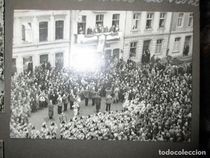 Militaria: ANTIGUO ALBUM post guerra ALEMANIA 130 FOTOS MILITARES FIESTAS PROCESIONES BELEN - Foto 24 - 139828254