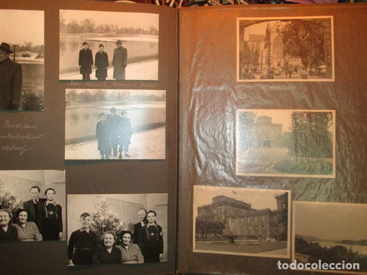 Militaria: ANTIGUO ALBUM post guerra ALEMANIA 130 FOTOS MILITARES FIESTAS PROCESIONES BELEN - Foto 26 - 139828254