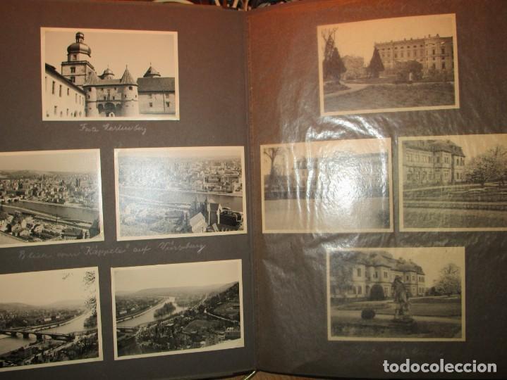 Militaria: ANTIGUO ALBUM post guerra ALEMANIA 130 FOTOS MILITARES FIESTAS PROCESIONES BELEN - Foto 31 - 139828254