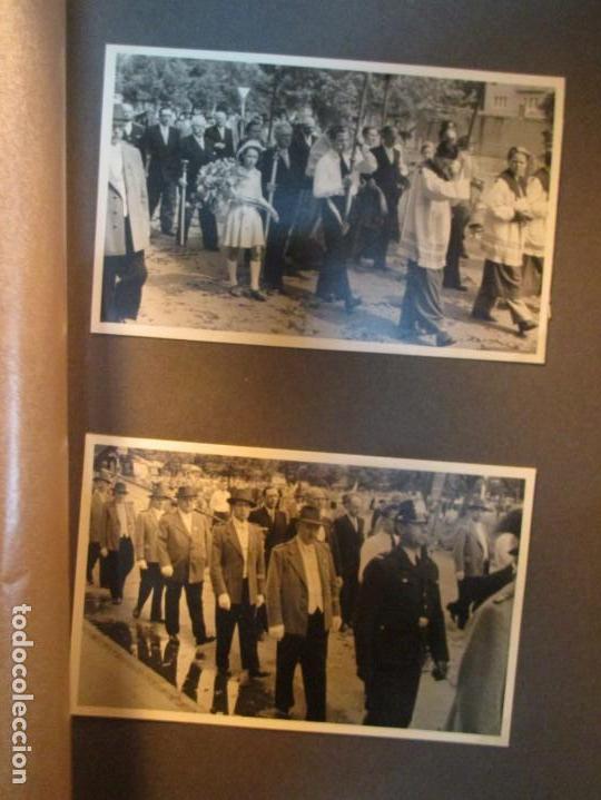 Militaria: ANTIGUO ALBUM post guerra ALEMANIA 130 FOTOS MILITARES FIESTAS PROCESIONES BELEN - Foto 8 - 139828254