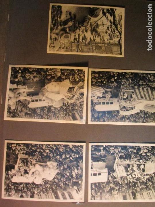 Militaria: ANTIGUO ALBUM post guerra ALEMANIA 130 FOTOS MILITARES FIESTAS PROCESIONES BELEN - Foto 9 - 139828254