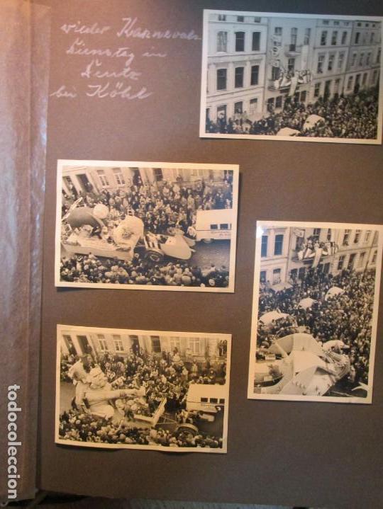 Militaria: ANTIGUO ALBUM post guerra ALEMANIA 130 FOTOS MILITARES FIESTAS PROCESIONES BELEN - Foto 10 - 139828254
