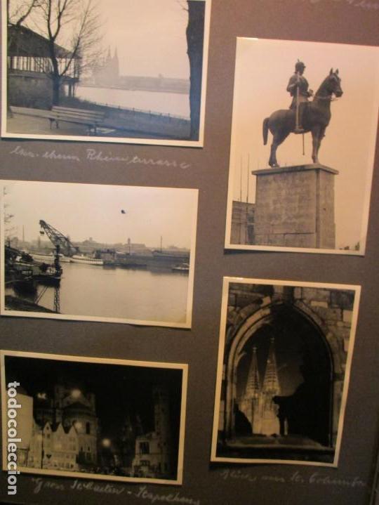 Militaria: ANTIGUO ALBUM post guerra ALEMANIA 130 FOTOS MILITARES FIESTAS PROCESIONES BELEN - Foto 11 - 139828254