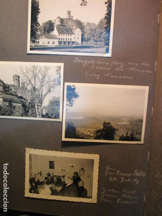Militaria: ANTIGUO ALBUM post guerra ALEMANIA 130 FOTOS MILITARES FIESTAS PROCESIONES BELEN - Foto 16 - 139828254