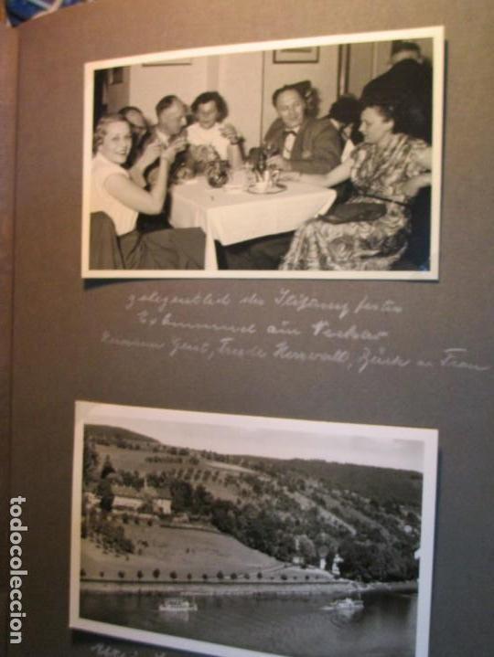 Militaria: ANTIGUO ALBUM post guerra ALEMANIA 130 FOTOS MILITARES FIESTAS PROCESIONES BELEN - Foto 18 - 139828254