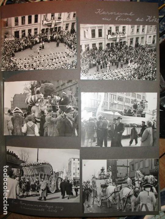 Militaria: ANTIGUO ALBUM post guerra ALEMANIA 130 FOTOS MILITARES FIESTAS PROCESIONES BELEN - Foto 20 - 139828254