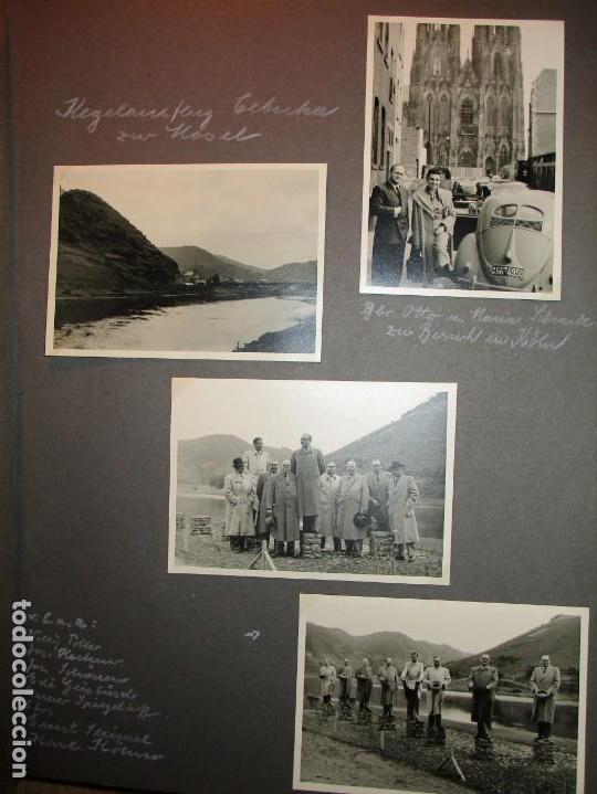 Militaria: ANTIGUO ALBUM post guerra ALEMANIA 130 FOTOS MILITARES FIESTAS PROCESIONES BELEN - Foto 29 - 139828254