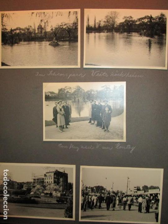 Militaria: ANTIGUO ALBUM post guerra ALEMANIA 130 FOTOS MILITARES FIESTAS PROCESIONES BELEN - Foto 30 - 139828254