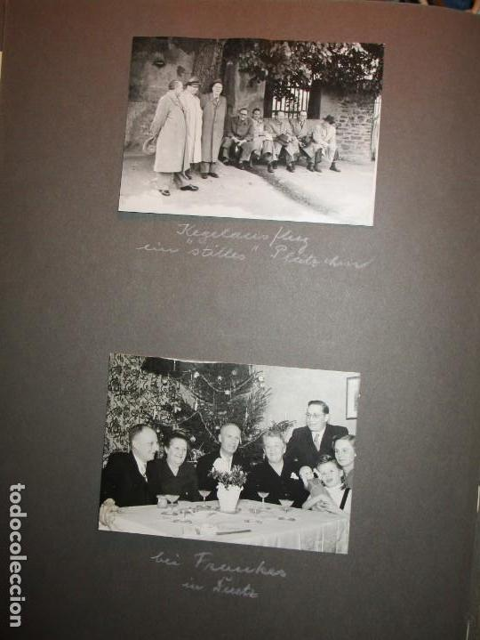 Militaria: ANTIGUO ALBUM post guerra ALEMANIA 130 FOTOS MILITARES FIESTAS PROCESIONES BELEN - Foto 28 - 139828254