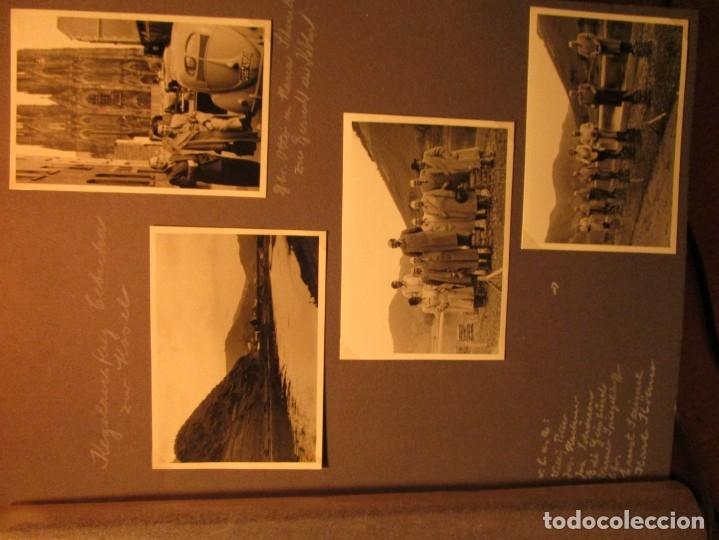 Militaria: ANTIGUO ALBUM post guerra ALEMANIA 130 FOTOS MILITARES FIESTAS PROCESIONES BELEN - Foto 34 - 139828254