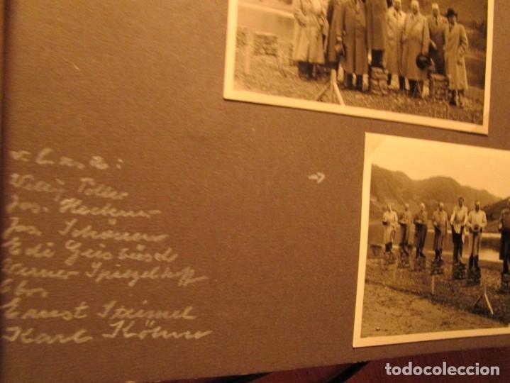 Militaria: ANTIGUO ALBUM post guerra ALEMANIA 130 FOTOS MILITARES FIESTAS PROCESIONES BELEN - Foto 40 - 139828254