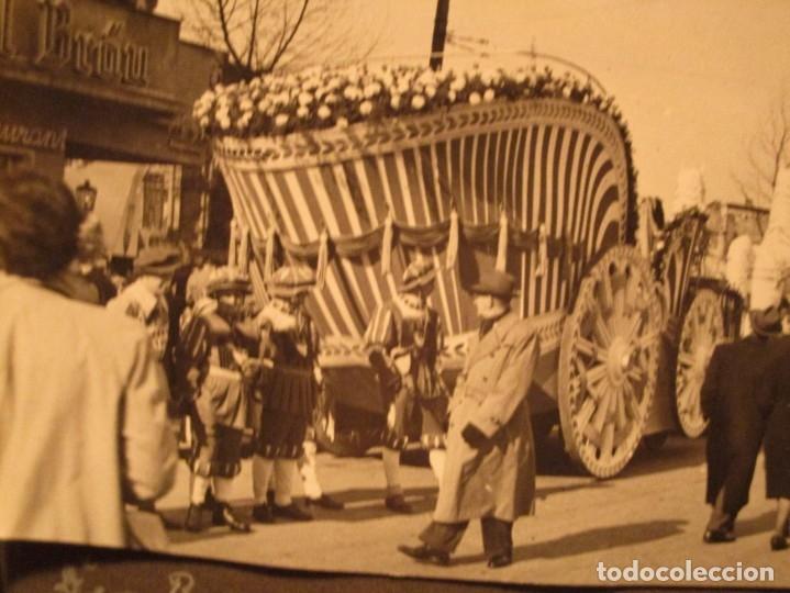 Militaria: ANTIGUO ALBUM post guerra ALEMANIA 130 FOTOS MILITARES FIESTAS PROCESIONES BELEN - Foto 48 - 139828254