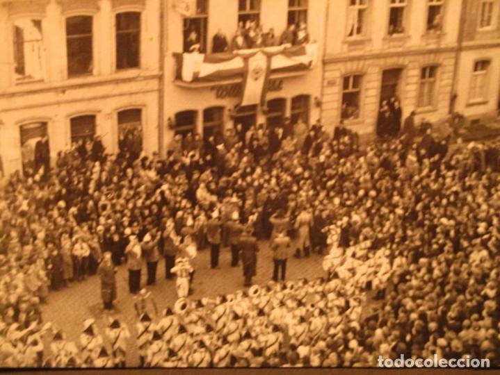 Militaria: ANTIGUO ALBUM post guerra ALEMANIA 130 FOTOS MILITARES FIESTAS PROCESIONES BELEN - Foto 51 - 139828254