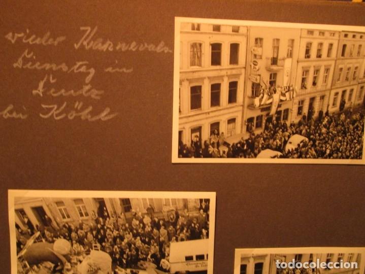 Militaria: ANTIGUO ALBUM post guerra ALEMANIA 130 FOTOS MILITARES FIESTAS PROCESIONES BELEN - Foto 54 - 139828254