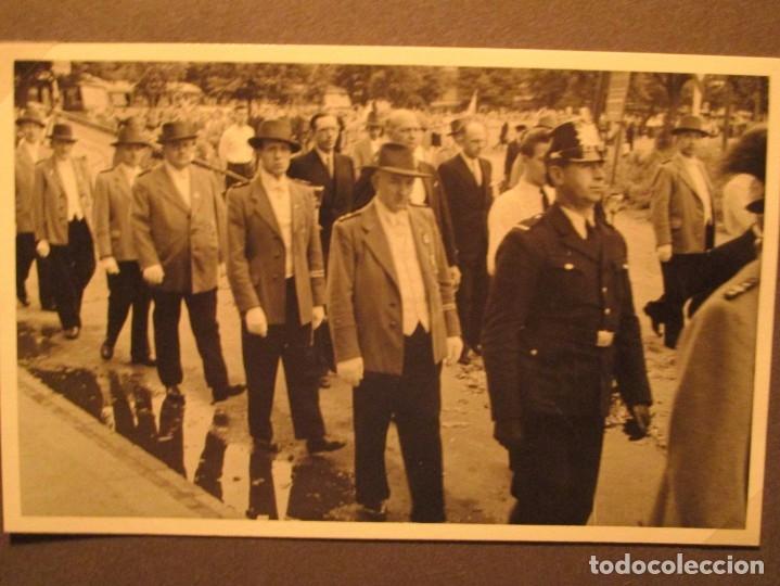 Militaria: ANTIGUO ALBUM post guerra ALEMANIA 130 FOTOS MILITARES FIESTAS PROCESIONES BELEN - Foto 6 - 139828254