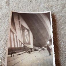 Militaria: FOTO NAZI ZEPPELIN 2 GUERRA. Lote 140225114