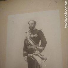 Militaria: MILITAR DE EPOCA DE ALFONSO XII. MUY NUEVA. Lote 140452213