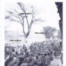 Militaria: MOVIMIENTO TROPAS NACIONALES BATALLA DEL EBRO 1938 LEGION CONDOR GUERRA CIVIL. Lote 140503086