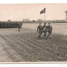 Militaria: WEHRMACHT PARADA MILITAR - FOTO POSTAL. Lote 140627962