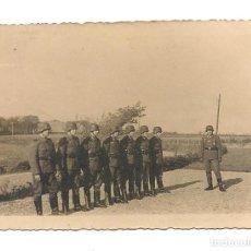 Militaria: SOLDADOS WEHRMACHT. Lote 140628386