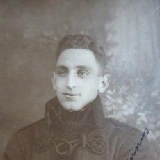 Militaria: FOTOGRAFÍA OFICIAL DEL EJÉRCITO ESPAÑOL. 1922. Lote 140640122