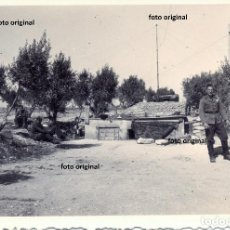 Militaria: EQUIPO TRANSMISIONES LEGION CONDOR LN/88 ZONA ARAGONESA 1938 GUERRA CIVIL. Lote 140758298