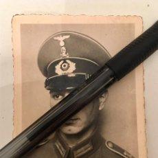 Militaria: FOTOGRAFIA SOLDADO DEL 17 REGIMIENTO DE CABALLERIA DE BRAUNSCHWEIG - ALEMANIA WWII. Lote 141237966