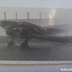 Militaria: GUERRA CIVIL - AVIACION : FOTO DE AVION ALEMAN DE LA LEGION CONDOR.. Lote 141434674